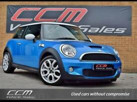 MINI Hatch 1.6 Cooper S A/C 3DR 2007 + HALF LEATHER + WARRANTY + 12 MONTHS MOT +