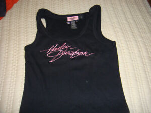 Harley Davidson Women's tank top size medium