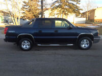 2004 Chevrolet Avalanche z71 k1500 Pickup Truck--LEATHER-SUNROOF