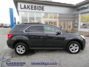 2014 Chevrolet Equinox LT  - one owner - local - trade-in - non-