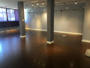 Excellent Retail Space With Storage Basement