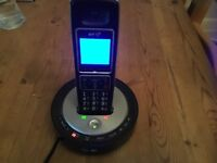 BT phone and answering machine