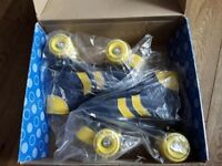 Rookie Retro Roller Skates, brand new and boxed uk size 4 us size 5