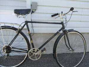 Vintage raleigh sprite cruiser bike MINT SHAPEview all images