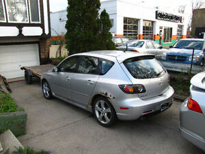2004 Mazda 3 GT - Only 147,800 km, NO ACCIDENTS