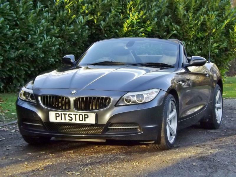 2014 Bmw Z4 Z4 Sdrive20i 2 0 Roadster Manual Convertible In