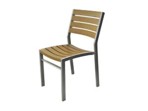 New All-weather Patio Side Chair