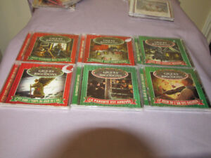 FOR SALE FRENCH CHRISTMAS CD'S BRAND NEW