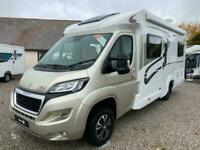 ELDDIS AUTOQUEST 155 ARTHOS - Fixed Bed - 4 Seats - Motorhome