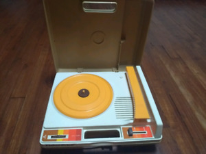 Tourne disques Fisher-Price