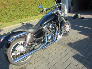 Kawasaki Meanstreak 2005, 1600cc