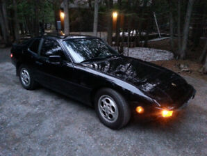 1987 Porsche 924S for sale $8900.00 obo