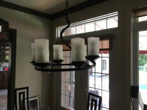 Luminaire / Lampe de plafond suspendue