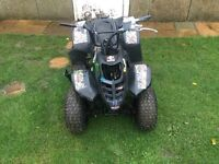Spares or repair 110cc quad bike / not pitbike pit bike kx cr yz rm mini moto