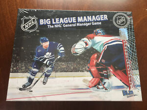 Big League Manager Board Game NEW!!!