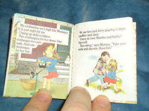 Little Little Golden Book #11 We help Mommy Hardcover Kingston Kingston Area image 4