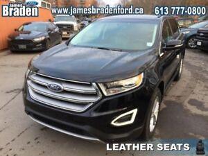 2018 Ford Edge SEL AWD  - Leather Seats -  Heated Seats