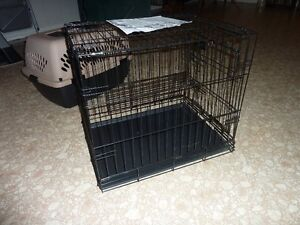 2 dog kennels/one price