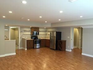 BRAND NEW EXTRA LARGE ONE BEDROOM SUITE