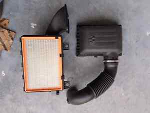 Brand new 2015 Dodge ram OEM air intake/box