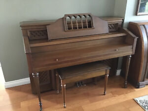 Apartment size piano for sale