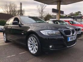 2010 10 BMW 3 SERIES 2.0 320D SE TOURING 5D 181 BHP DIESEL