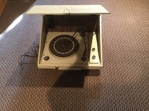 Zenith Turn Table