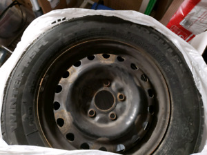 2011 dodge caravan 16 inch winter tires
