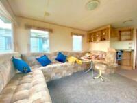 Cheap 3 bedroom heated caravan for sale