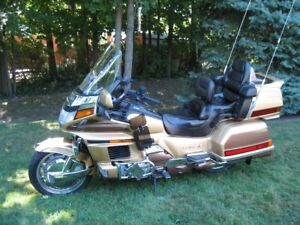 HONDA GOLDWING ANNIVERSARY EDITION
