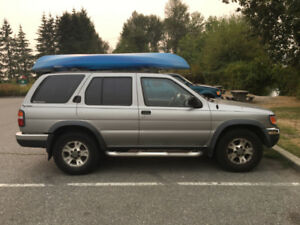 1998 - Nissan Pathfinder