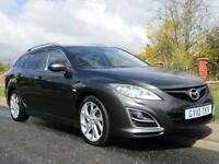 2010 Mazda 6 2.2D SPORT 180 BHP TURBO DIESEL ESTATE ** HIGH SPECIFICATION ** ...
