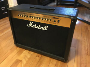 Ampli Marshall MG250DFX avec footswitch