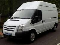 2012 12 FORD TRANSIT 350 LWB HIGH ROOF 2.2 FWD 125 BHP 6 SPEED EURO 5
