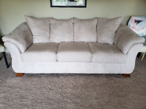 Couch & Love seat.