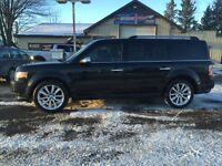 2011 Ford Flex Limited AWD.
