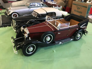 Maybach Zeppelin 1932 diecast 1/18 die cast