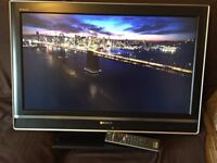 used sony lcd television