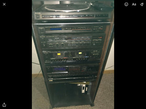 Stereo System for sale