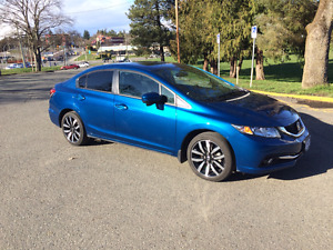 2014 Honda Civic Touring Sedan
