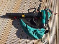 Bosch ALS2500 leaf blower & vacuum