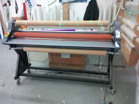 "Royal Sovereign RSC-1651LS 65"" Wide Format Laminator * Reduced *"