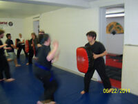 Cardio kickboxing is back Thursdays 7:15 to 8:15 pm