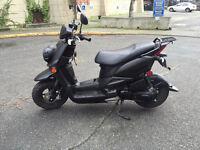 2014 Yamaha BWS 49cc Scooter