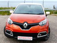 Renault Captur 1.5dCi ( 90bhp ) ( MediaNav ) EDC Auto 2014MY Dynamique S