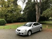 2005/55 Honda Accord 2.0 i- ( 153bhp ) VTEC SE 4 Door Saloon Silver