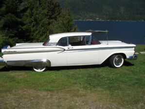 1959 Ford Fairlane Skyliner Retractable **FOR SALE**