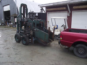 FIREWOOD PROCESSOR   (PARTIAL TRADES CONSIDERED)