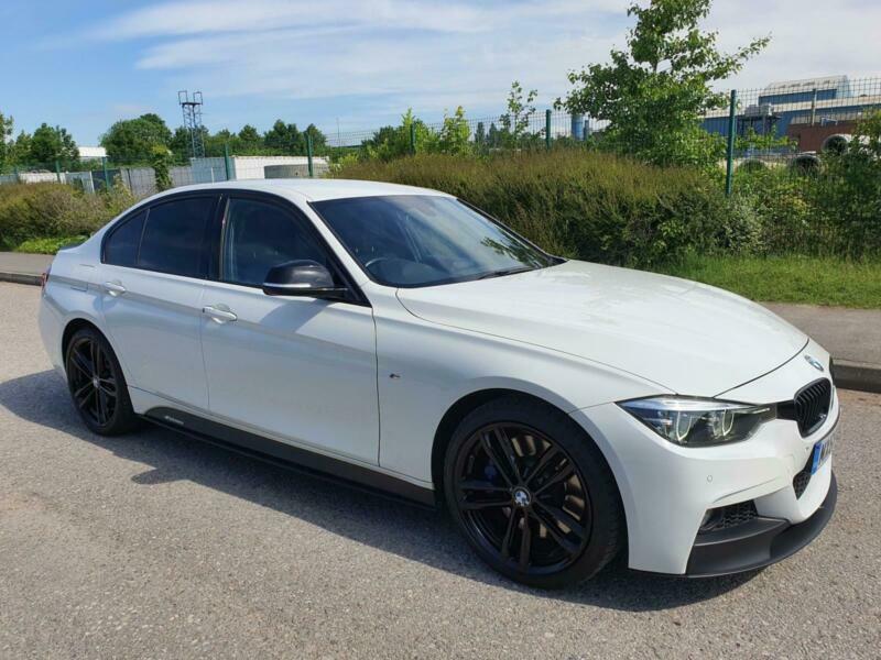 2018 BMW 3 Series 335d xDrive M Sport Shadow Edition 4dr Step Auto M Performance
