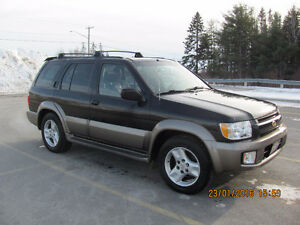 2003 Infiniti QX4 SUV SUV,Crossover 4WD Great for winter driving